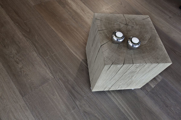 terra mater euro oak wide plank brushed smoked sanded