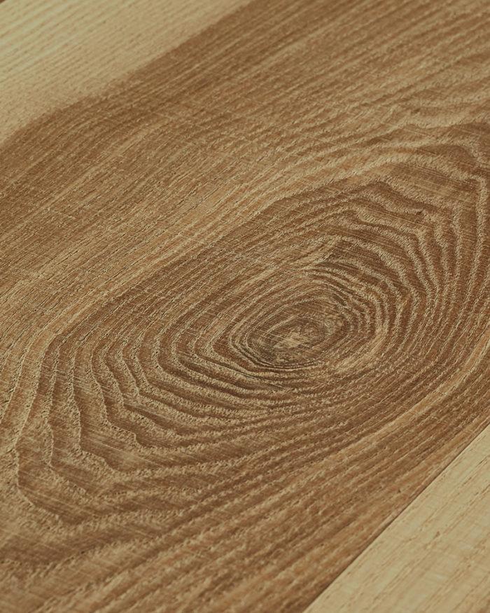 Ash super wide plank brushed white oiled Ash Giddy