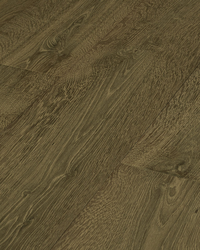 Oak solid wide plank brushed oiled Aurora