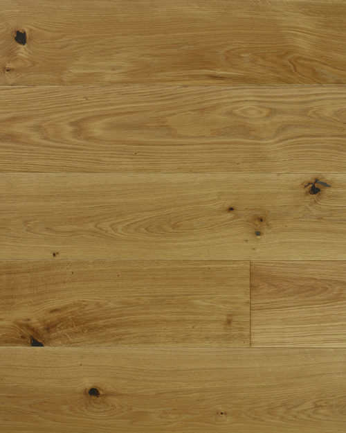 Oak wide plank brushed and oiled Caligo