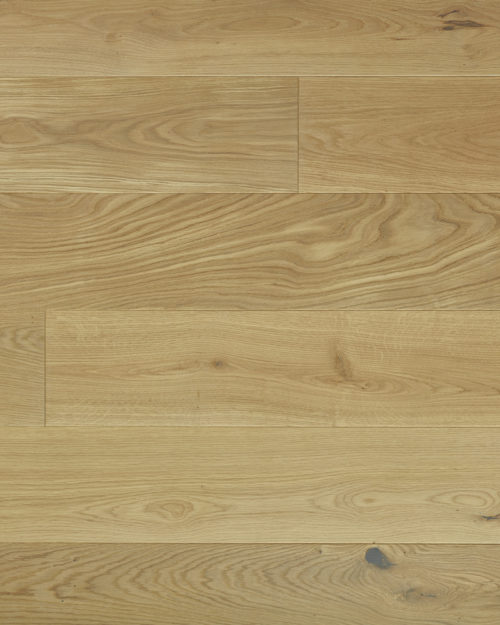Oak wide plank brushed and oiled Emma