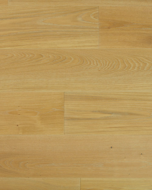 Oak wide plank engineered brushed white oiled Fiorentino