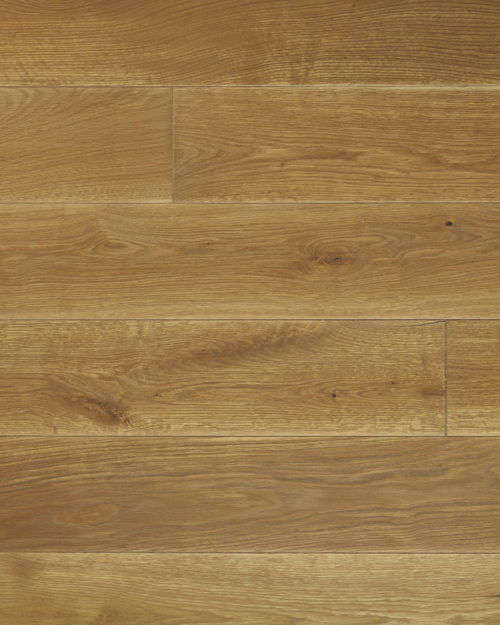 Oak wide plank brushed and oiled Minerale
