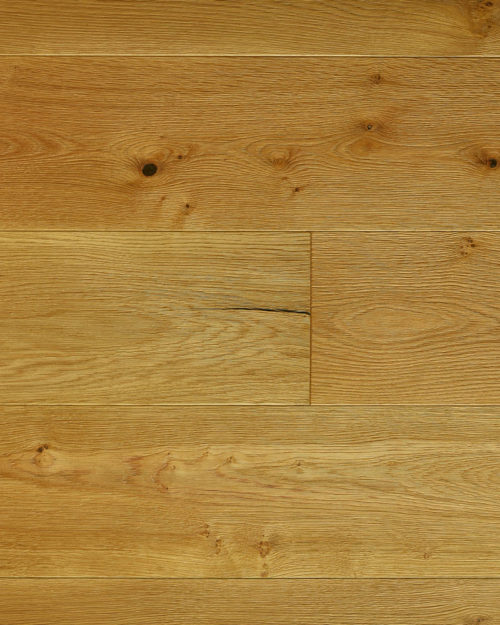 Oak extra wide plank brushed Nitro primer oiled Robble Prima