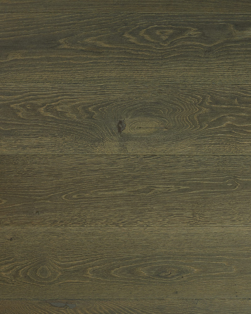 Oak extra wide plank brushed stained oiled Salum
