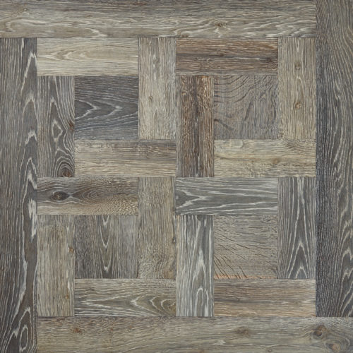 Oak wood engineered panel brushed stained oiled Weathered White Panel